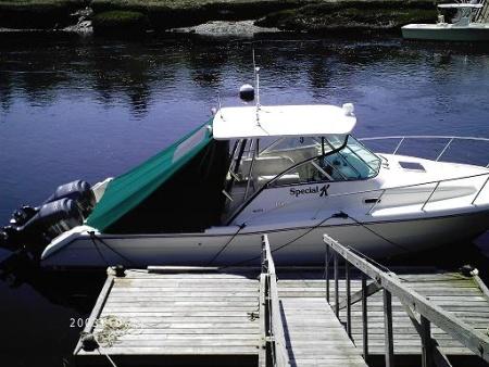 Custom Boat Work