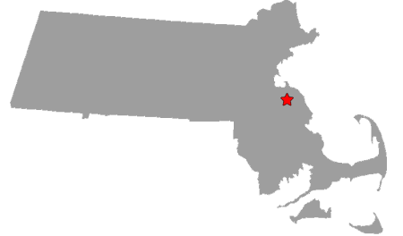 Map of Rockland